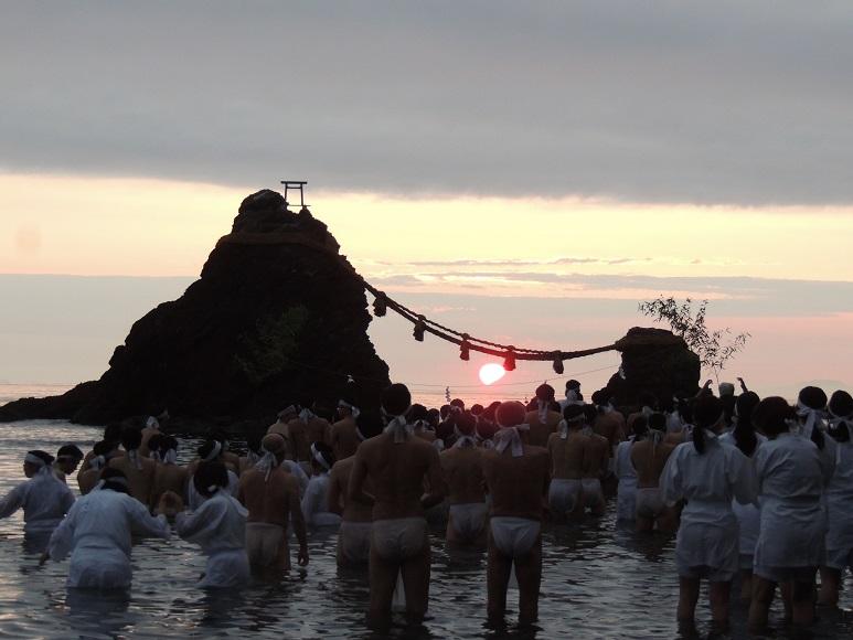 夏至祭禊・鎮魂参加